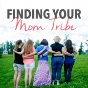 Finding Your Mom Tribe