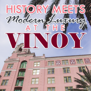 History Meet Modern Luxury at the Vinoy
