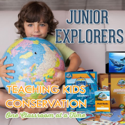 Junior Explorers Teaching Kids Conservation One Classroom at a Time