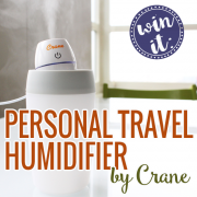 Win It - Personal Travel Humidifier by Crane