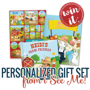 Win It - Personalized Gift Set from i See Me
