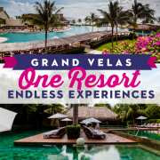 Grand Velas- One Resort Endless Experiences