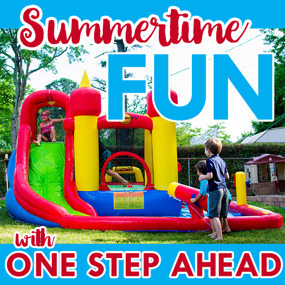 Summertime is in full swing and your kids are probably already complaining that they are bored and have nothing to do. We love One Step Ahead products ...  sc 1 st  Daily Mom & Summertime Fun With One Step Ahead - Daily Mom