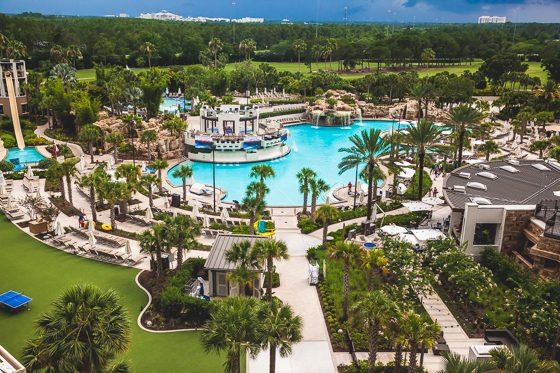 Marriott Hotel Close To Disney World Orlando