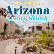 A Visual Tour of an Arizona Luxury Ranch