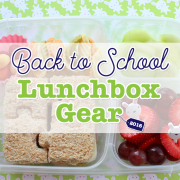 Back to School 2016 - Lunchbox Gear