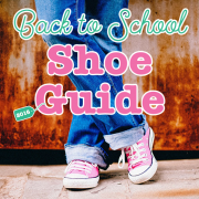 Back to School 2016 - Shoe Guide