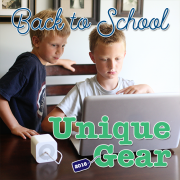 Back to School 2016 - Unique Gear