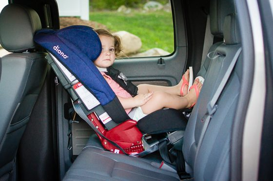 Diono Consistently Meets Or Exceeds Federal Safety Requirements So You Can Rest Easy Knowing That The Radian RXT Will Protect Your Child In A Crash