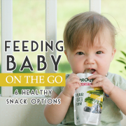 Feeding Baby on the Go- 6 Healthy Snack Options