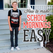 How to Make School Mornings Easy