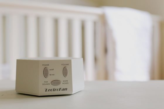 How White Noise Can Help You And Your Baby Sleep Better