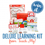 Win It Deluxe Learning Kit from Teach My!