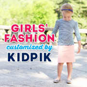 girls' fashion customized by Kidpik