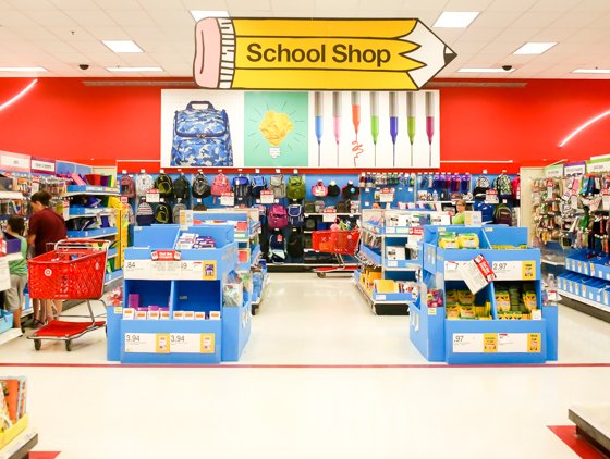 Back to School Shopping with Target 2016 - Daily Mom