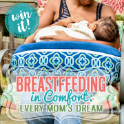 Breastfeeding in Comfort - Every Moms Dream