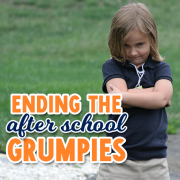 Ending the After School Grumpies
