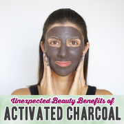unexpected beauty benefits of activated charcoal