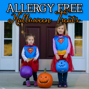 Allergy-Free Halloween Treats