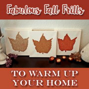 Fabulous Fall Frills to Warm Up Your Home