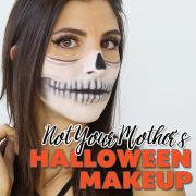 Not your mothers halloween makeup