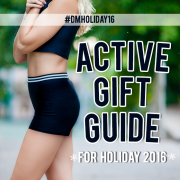 #DMHoliday16 Active gift guide