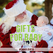 #DMHoliday16 Gifts for Baby