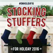 #DMHoliday16 Stocking Stuffers