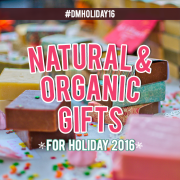 #DMHoliday16 natural and organic