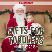 #DMHoliday16 toddler