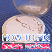 How to Fix Broken Makeup Pin