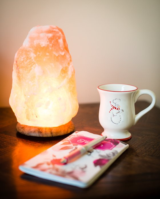 Salt Lamps For Colds : Win It: Himalayan Salt Lamp from Lamps Plus - Daily Mom