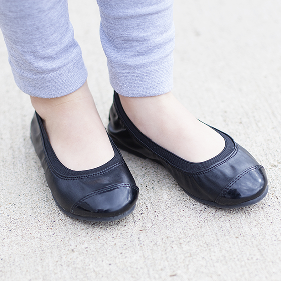 pediped-Flex Angie Ballet Flat 1