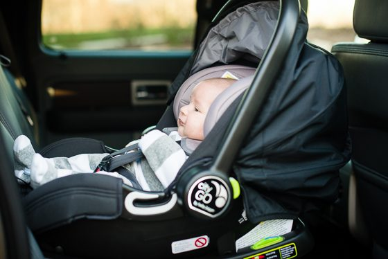 Car Seat Guide - Baby Jogger City Go - Daily Mom