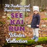 Fit Fashion and Function with the See Kai Run Winter Collection