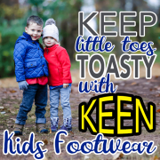 Keep Little Toes Toasty with KEEN Kids Footwear - Winter 2016
