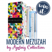 Win It Modern Mezuzah by Apeloig Collection