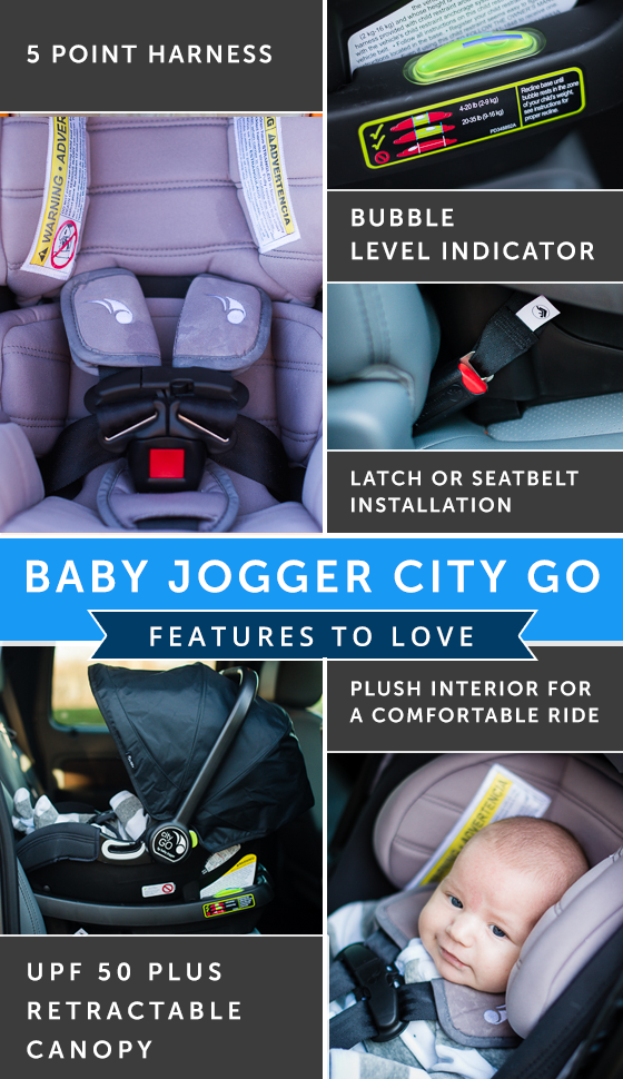 For An Infant Car Seat That Is Incredibly Simple To Use And Avoids The Pitfalls Of Many Seats Baby Jogger City GO You Your