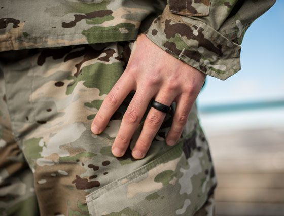 Army Wedding Rings 99 Superb For your man this