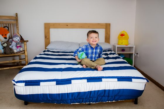 Fabulous We cannot stress that enough and think that every single bunk bed day bed or loft style bed should just have a Beddy us bedding set e standard with