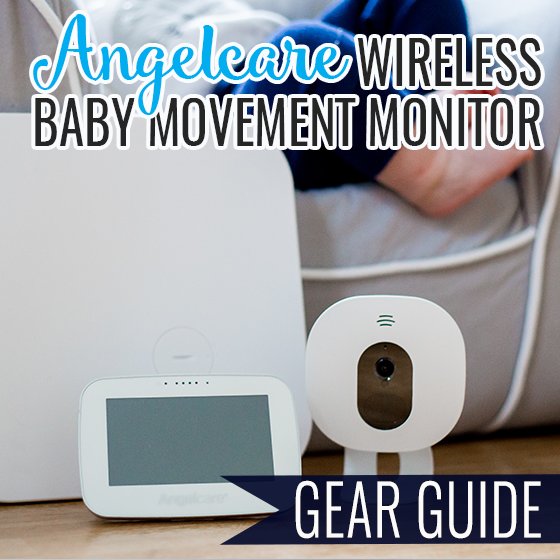 AngelCare Wireless Baby Movement Monitor Gear Guide