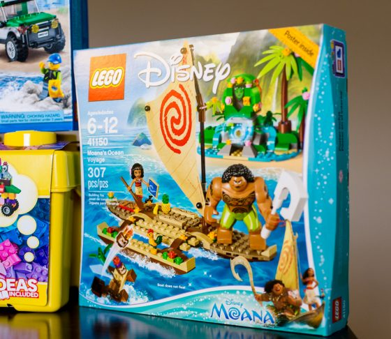 Easter essentials for kids 2017 daily mom moana actually transforms te fiti with a special function of the set interactive toys like this are ideal for our kiddos thats why we love lego so much negle Choice Image