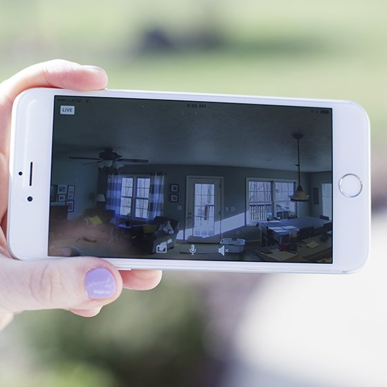 Avoid Costly Home Repairs & Monitoring your Home with LG Smart Security - Daily Mom