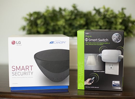 Monitor Your Home with LG & Monitoring your Home with LG Smart Security - Daily Mom