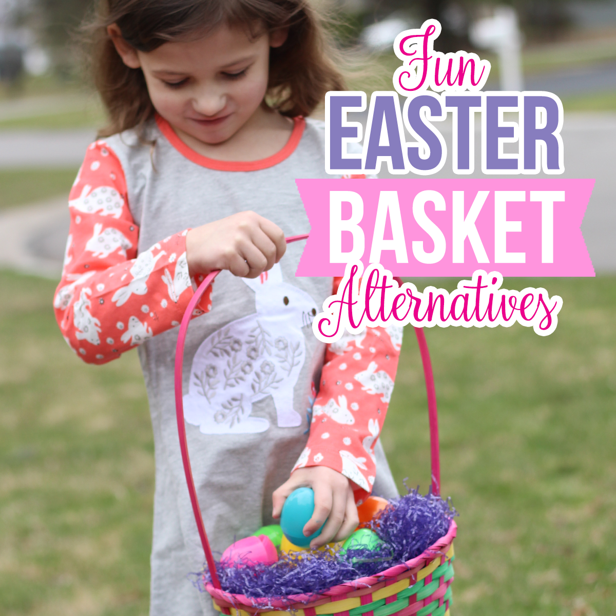 Fun easter basket alternatives daily mom negle Image collections