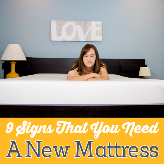 9 Signs That You Need A New Mattress