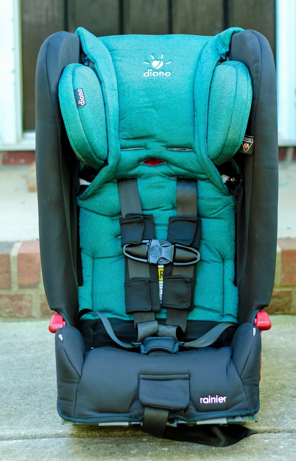 Grandparent Car Seat Myths Debunked With Diono Rainier