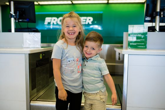 Daily Mom Travel Tip Did You Know That All Childrens Car Seats Can Be Checked For Free With Frontier Airlines Traveling As A Family Of Four