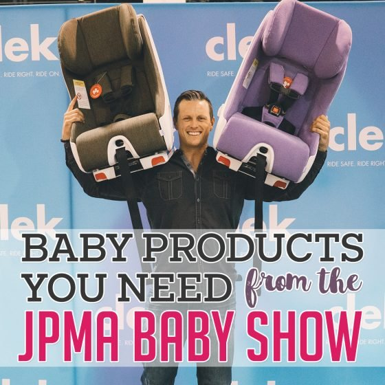 Baby Products you Need from the JPMA Baby Show