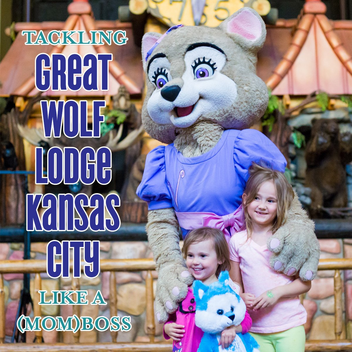Why You Should Choose Great Wolf Lodge As Your Next Family Vacation Spot